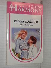 FACCIA D ANGELO Sally Heywood Harlequin Mondadori 1992 harmony 810 romanzo libro