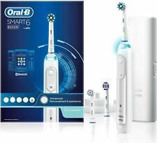 BRAUN ORAL-b SMART6 6000N Electric Toothbrush with BLUETOOTH