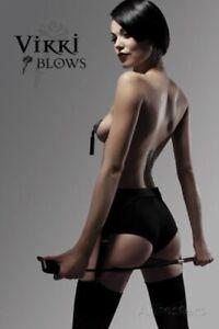 Vikki Blows  black  panties nude college pin up poster 24x36 new