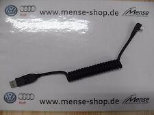 Original Audi Ladekabel beweglicher Micro-USB-Stecker Android 8S0051435B NEU OVP