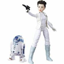 STAR WARS DESTINY - Poupee Aventuriere Leia Et R2D2