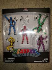 "Deadpool Rainbow Squad Marvel Legends Figure 3.75"" Unopened"