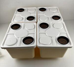 Hydroponic Bato Dutch Bucket Kit (4 units Per Kit) See Desc.