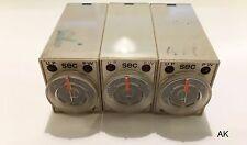 3x omron/h3y-2/temporizador/tiempo relés
