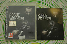 Rogue warrior ps3 pal