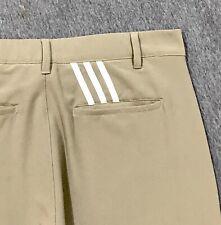 NEW! Adidas 3-Stripe Ultimate 365 Super Stretch Performance Golf Pants  32x32