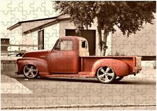 Chevrolet Stepside 02 A4 JIGSAW Puzzle Birthday Christmas Gift Can Personalise