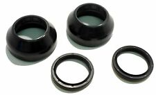 BMW R100 RS, 1000 cc, 1987-1992, Fork Seal and Wiper Set - R100RS