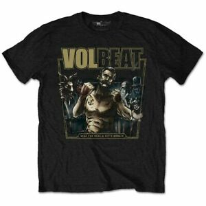 Volbeat T-Shirt - Seal The Deal
