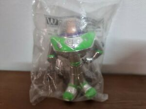 McDonald's BUZZ LIGHTYEAR Happy Meal  Toy. TOY STORY 1. RARE. NEW & SEALED. AU.