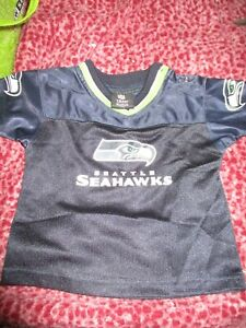 Adidas Children's Seattle Seahawks Jersey Size 24 Months      FREE SHIPPING!