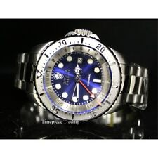 Invicta 16959 Reserve Quartz Blue Dial Skeleton Stainless Steel Men's Watch