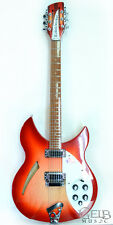 Rickenbacker 330/12 12 String Electric Guitar in Fireglo with case - 330/12FG