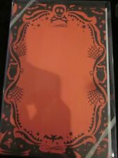 INVITING COMPANY HALLOWEEN INVITATIONS FRAME OF FEAR BRAND NEW
