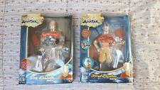Avatar the Last Airbender Action Figure Lot Mattel Nickelodeon toys