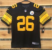 Nike Dri Fit On Field Le'Veon Bell Pittsburgh Steelers Men's Jersey Sz Large NWT