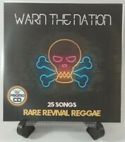 Warn The Nation - 25 Rare Revival Reggae Songs with meaning ref Virus situation
