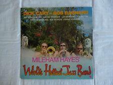 Mileham Hayes Worlds Hottest Jazz Band**VERY RARE** - RADIO DJ PROMO- N Mint
