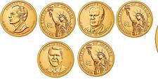 2016 P RICHARD NIXON  GERALD FORD & RONALD REAGAN DOLLAR COINS