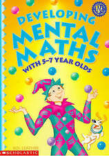 Developing Mental Maths with 5-7 Year Olds by Ros Leather (Paperback, 1997)