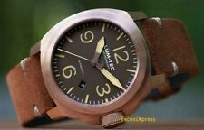 NEW Lum-Tec M series M83 Military Bronze ETA AUTOMATIC Watch DEALER + WARRANTY