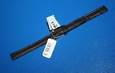 Semi Pad Calf skin GENUINE LEATHER  8mm  Watch Strap