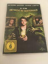 DVD R.L. Stine - Die Nacht im Geisterhaus