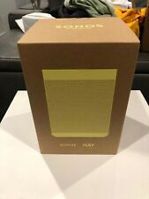 SONOS One HAY Yellow Limited Edition Wireless Speaker BRAND NEW FACTORY SEALED