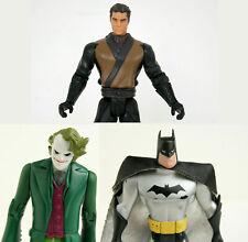 Batman Begins Ninja Bruce Wayne and Dark Knight Joker Action Figure Mattel