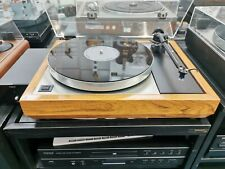 More details for linn sondek lp12 turntable custom plinth rega 303 tonearm new sumiko  heed psu