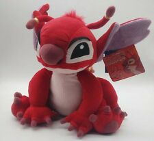 New 12'' Red Lilo Stitch Plush Soft Toys Doll Xmas Gift TV & Movie Character Toy