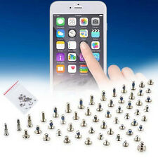 """Full Sets Screws Replacement + 2 Silver Bottom Screws For iPhone 6 4.7"""" Repair"""