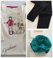 Gymboree Girls' Cotton Blend Long Sleeve Sleeve Dresses (Sizes 4 & Up)