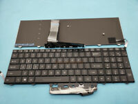 NEW For Clevo P775DM2 P775DM2-G P775DM3 P775DM3-G English Keyboard Backlit