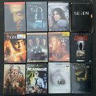 (12) Horror Scary Haunted Spooky Ghosts Thriller Movie DVDs  Halloween Special