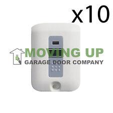 Stanley 1082 Garage Door Opener Key-chain Remote 1050 QTY 10
