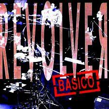 CD - REVOLVER - BASICO (EN VIVO - 40 PRINCIPALES) RARO*RARE SPANISH POP IN LIVE