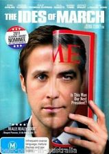 The IDES Of MARCH DVD BEST PICTURE George Clooney  BRAND NEW SEALED R4