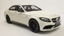 GT SPIRIT 1:18 MERCEDES BENZ AMG C 63 S RESINE MODEL  ( SEALED BODY )