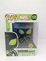Funko Pop Vinyl - Spiderman GITD (Stealth Suit) - 195 - Marvel