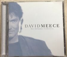 David Meece: The Definitive Collection CD - 10 Songs