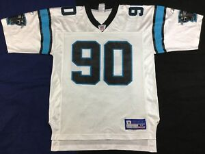 Carolina Panthers Julius Peppers #90 Football-NFL Reebok Jersey SizeM