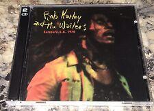 BOB MARLEY & THE WAILERS Europe/USA 1978 Rotterdam/Santa Monica ITALY IMPORT