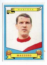 FIGURINA    CALCIATORI    FOLGOR  CALCIO  1964-65  NR 262  MAZZERO     MANTOVA