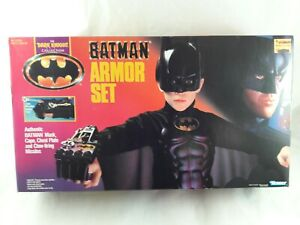 Vintage Kenner Dark Knight Collection Batman Armor Set