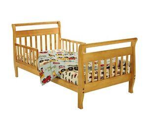KIDS GIRLS BOYS TODDLER BED - MULTIPLE FINISH