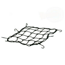 "Elasticated Cargo Bungee Net for Luggage Car Motor Bike Cycle 12 Hooks 15""x15"""