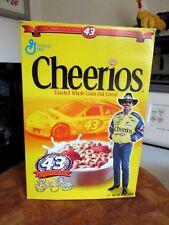 RICHARD PETTY #43 NASCAR 'CHEERIOS' Cereal 2001 COLLECTOR Series BOX 'SWEET'