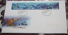 Feng shui Year of the Monkey First Day cover 2004 sealed pack Australia Post