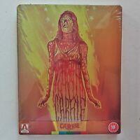 CARRIE / bluray limited steelbook - arrow zavvi - NEW SEALED - Brian De Palma